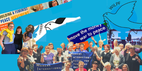 WILPF Australia Triennial Conference 2021 – Book now!