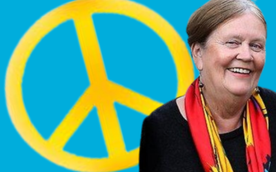 WILPF's Margaret Reynolds on International Peace Day and nuclear-powered submarines – ABC Radio interview